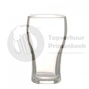 Fris stapel glas