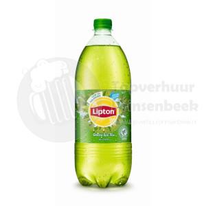 Fles Lipton Ice Tea Green 1,1L