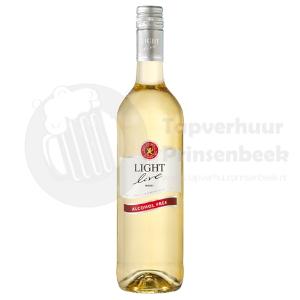Fles Light Live Chardonnay Alcoholvrij 0.75L