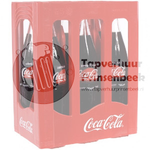 Krat Coca Cola Zero 12*1L